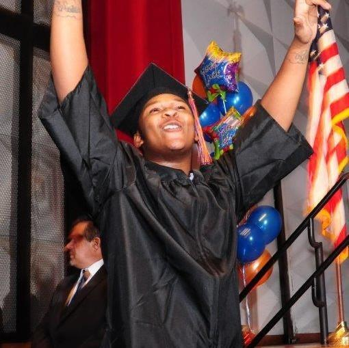 Celebratory Graduate