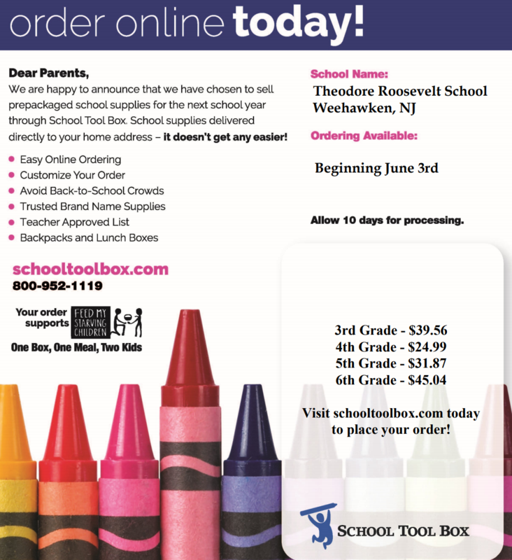 Buy Your Supplies for the 2021- 2022 School Year! Featured Photo