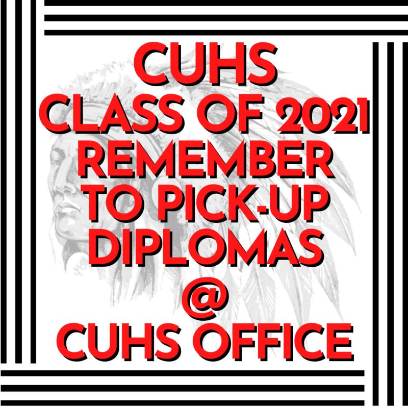 Diploma reminder