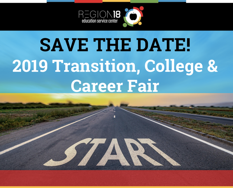 2019 Transition, College & Career Fair Featured Photo
