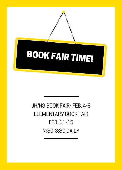 MISD Book Fair