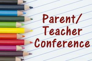 Parent-Teacher conference image