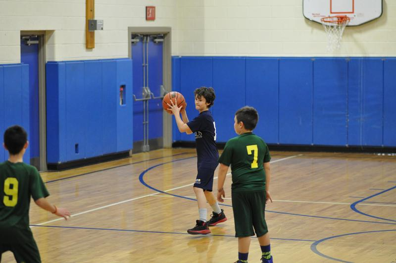 FSH Basketball Game vs United Friends Featured Photo