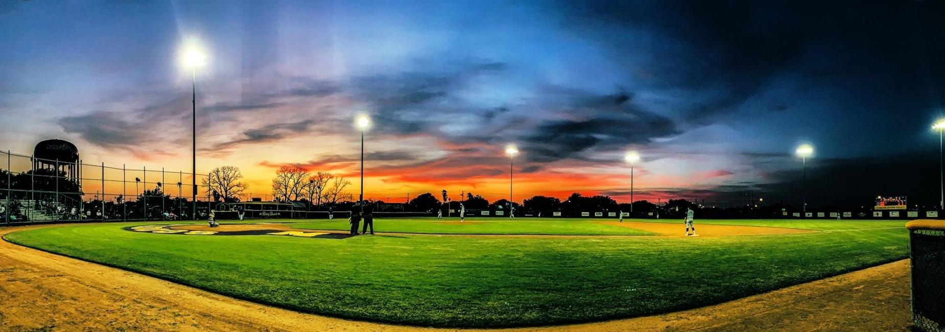 Baseball Evening