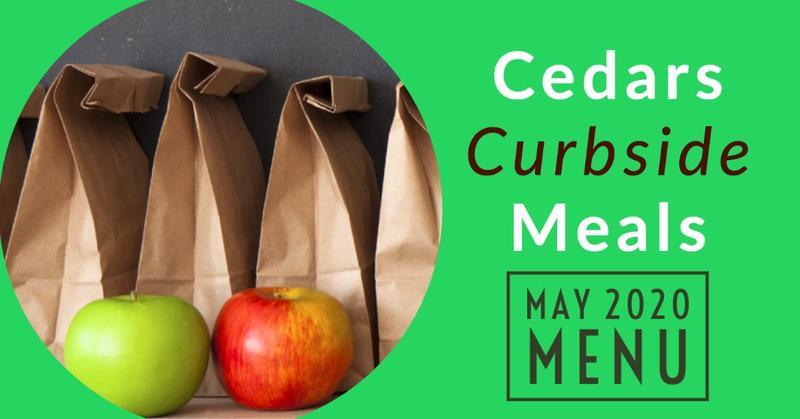 May 2020 Curbside Menu