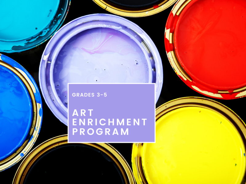 Art Enrichment Program