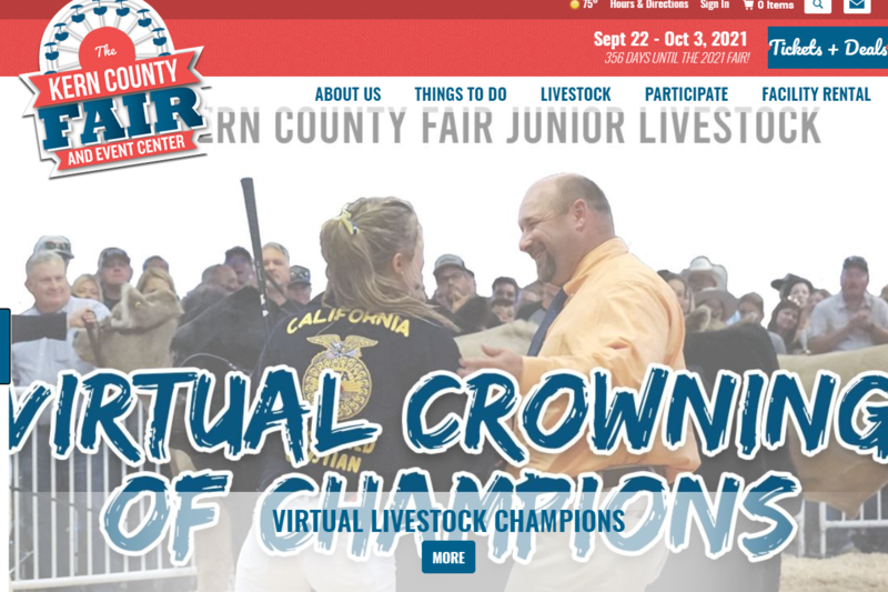 Kern County Fair Virtual Crowning of Champions