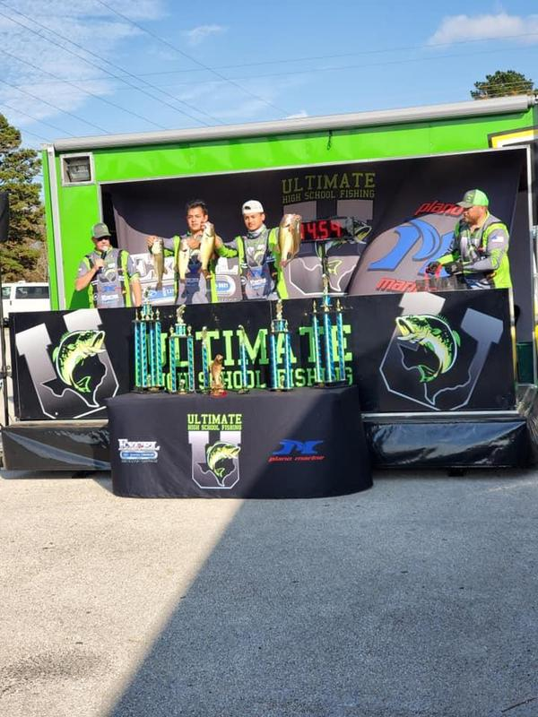 KHS Fishing Team places 4th at Fishing Tournament Featured Photo