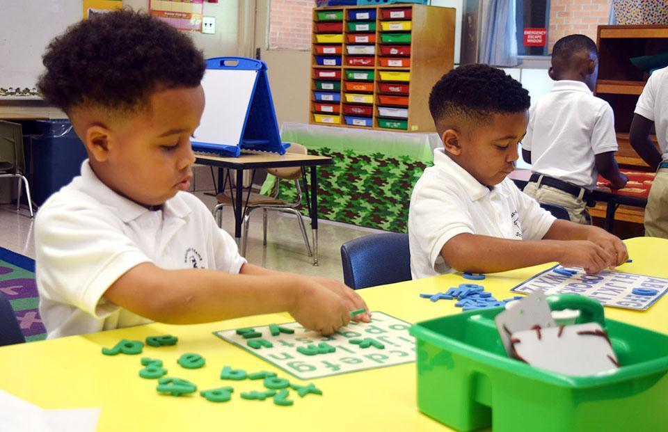 Joseph Frazier Elementary School