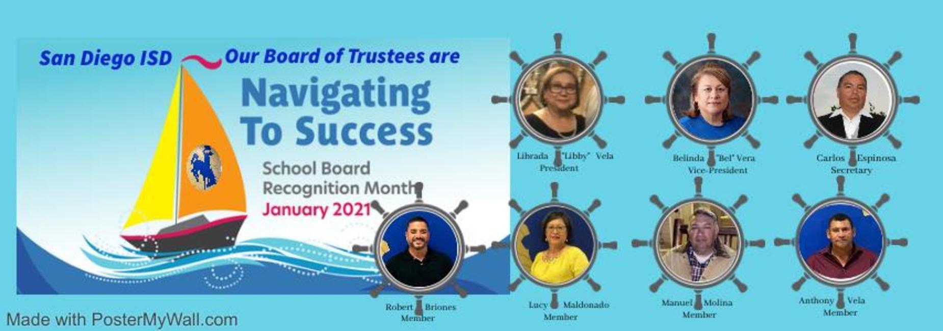 Board Appreciation 2021