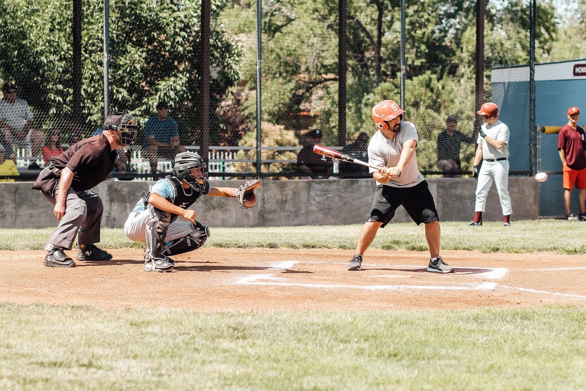 2019 Alumni Baseball Game