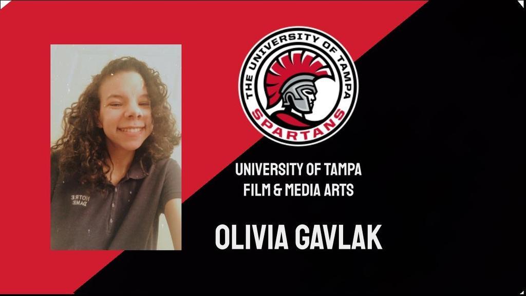 Olivia Gavlak