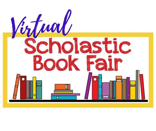 Support our Library - Virtual Book Fair April 28 - May 11 Thumbnail Image
