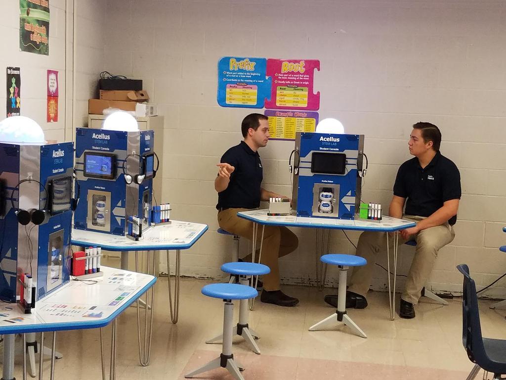 Acellus STEM Lab at JCAP