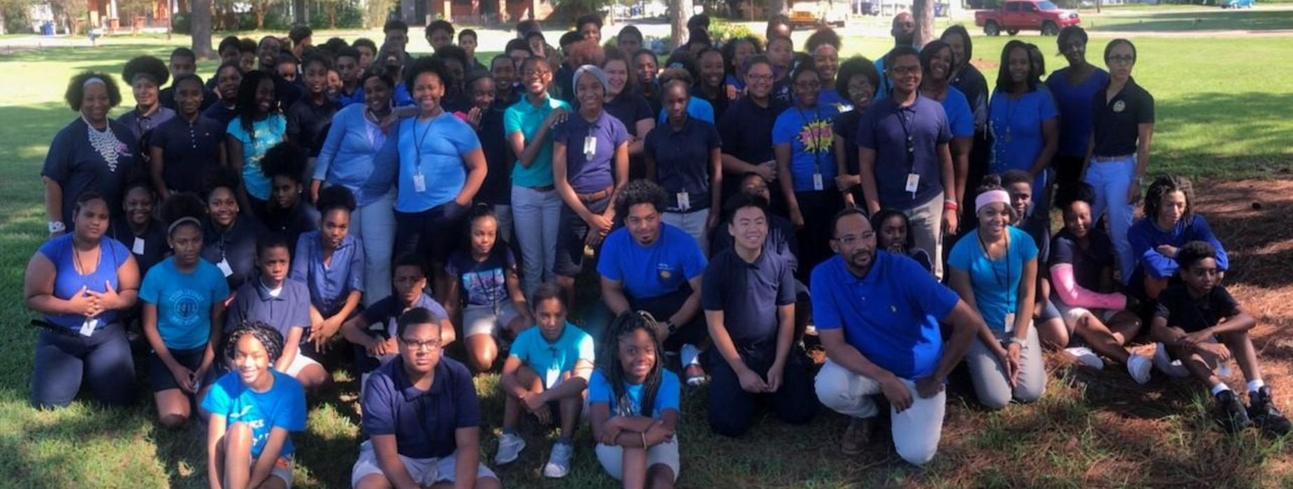 bully prevention participants