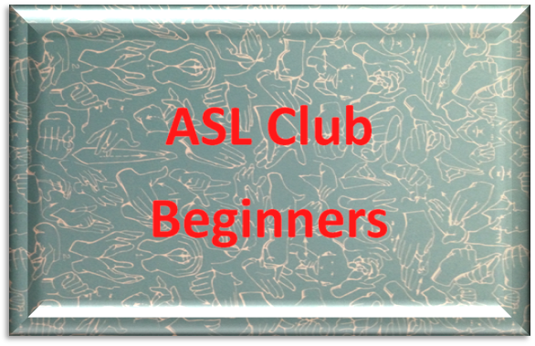 ASLBeginners