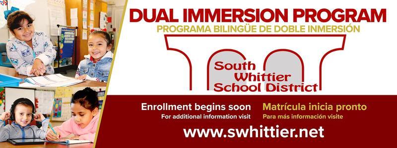 Interested in Dual Language Immersion? /  ¿Interesado en el Programa Bilingüe de Inmersión Dual? Featured Photo