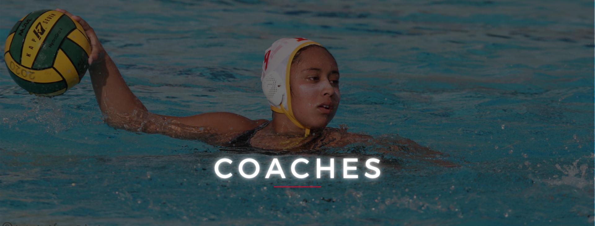 water polo coaches