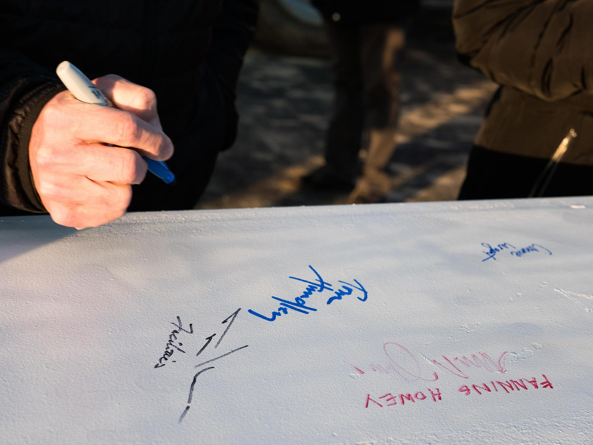 Beam Signing
