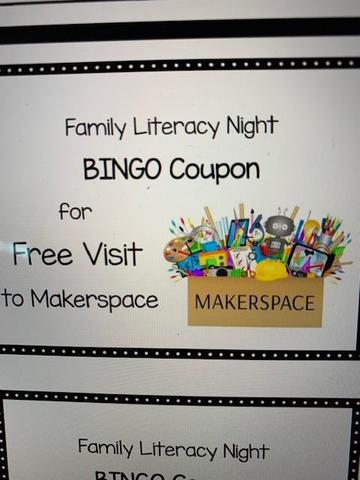 Makerspace Coupon