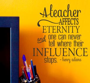 We Love our Teachers Image