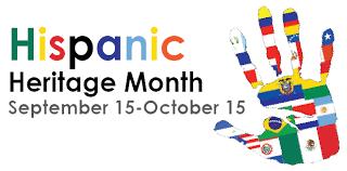 Hispanic/Latinx Heritage Month starts today! Featured Photo