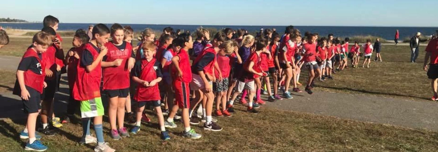 Competitive Best School Cross Country