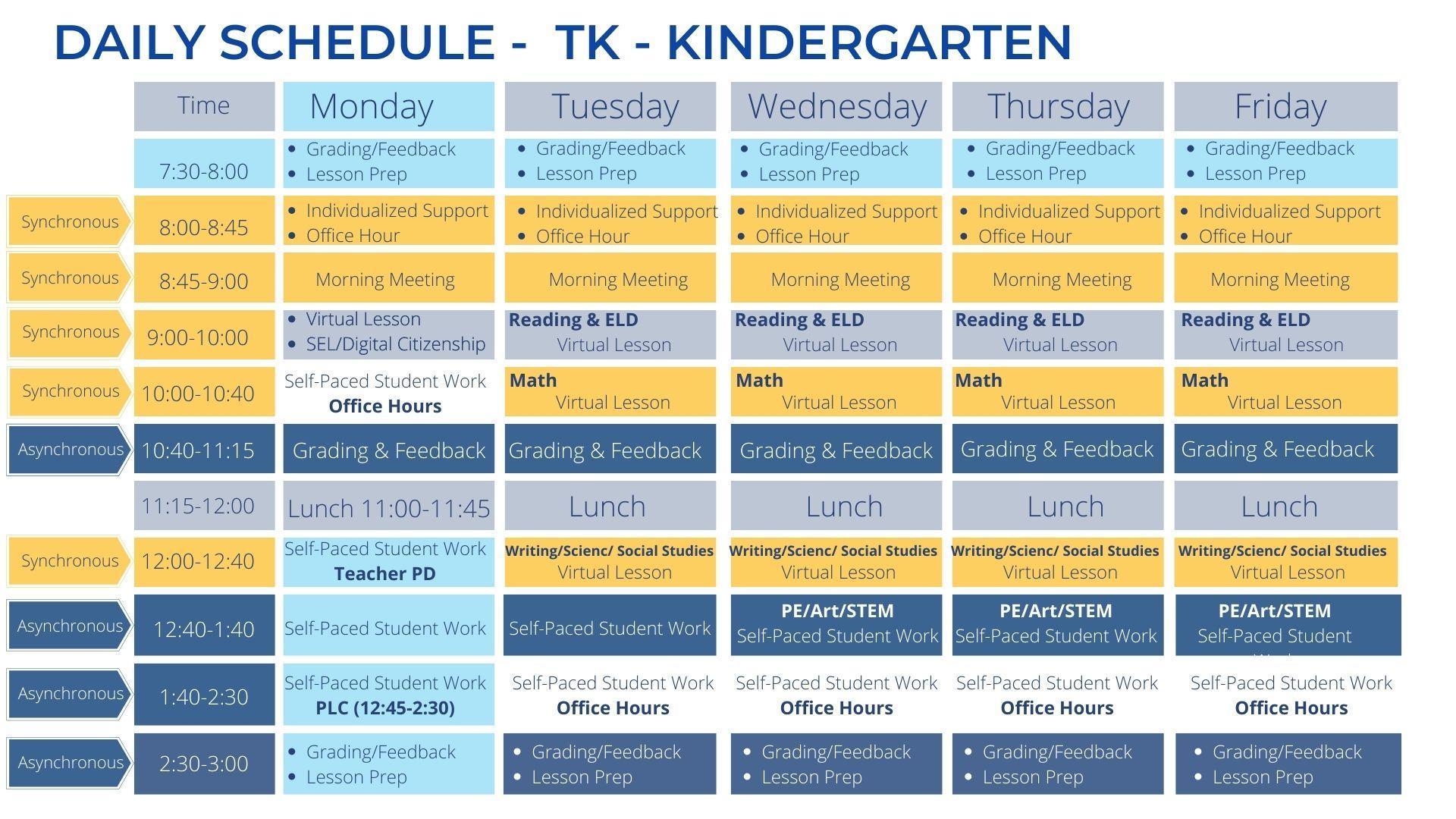 TK-Kindergarten
