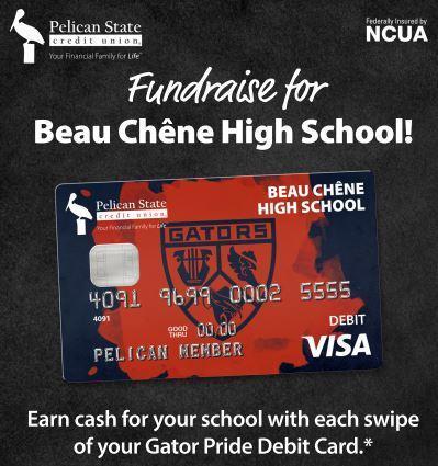 BCHS Debit Card