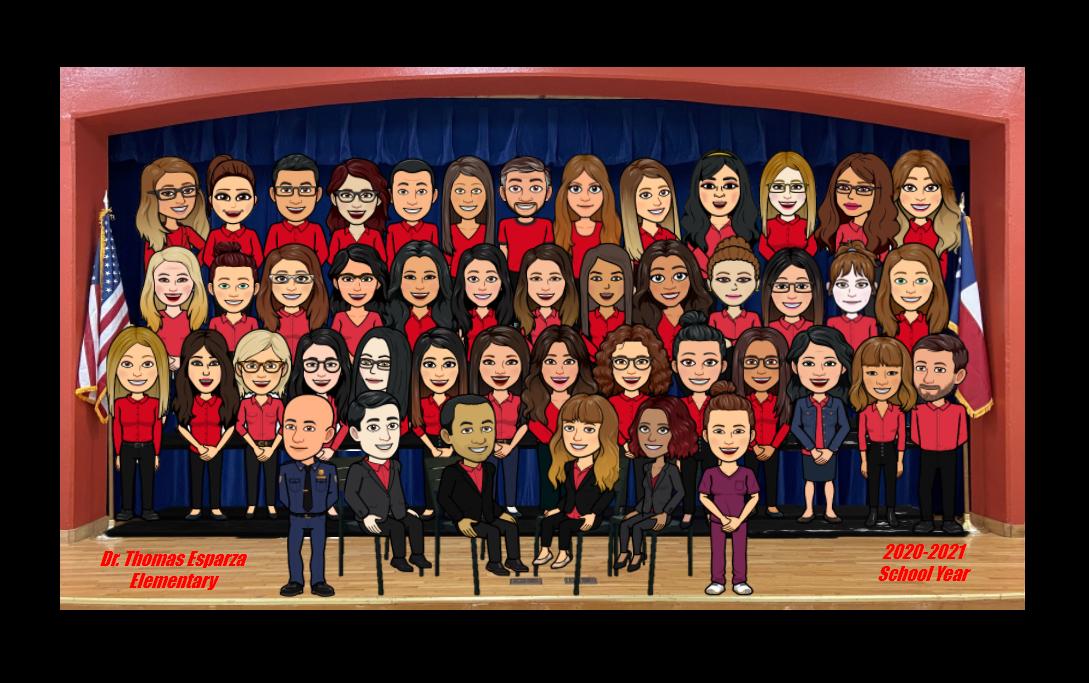 Esparza Staff picture