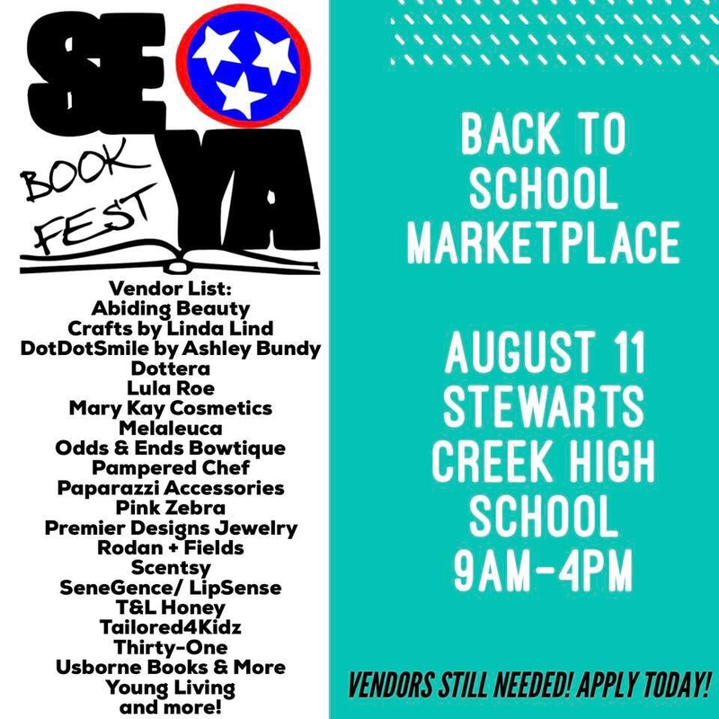 Back to School Marketplace