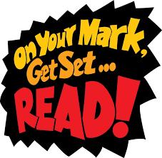 On your mark, set go... read