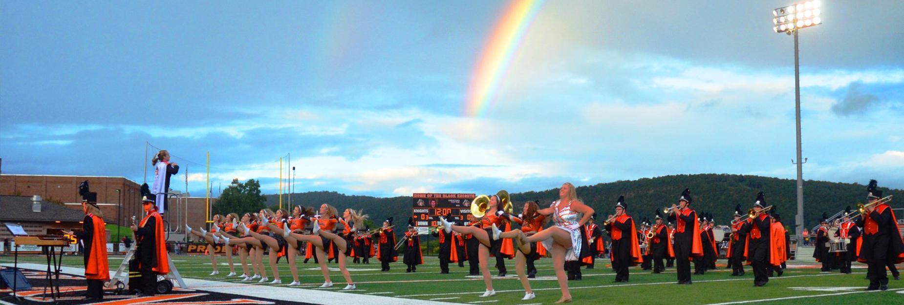 Band Rainbow