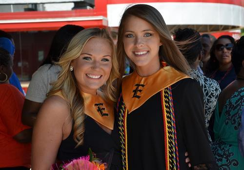 Evans High School Graduation