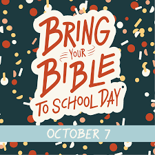 Bring your Bible