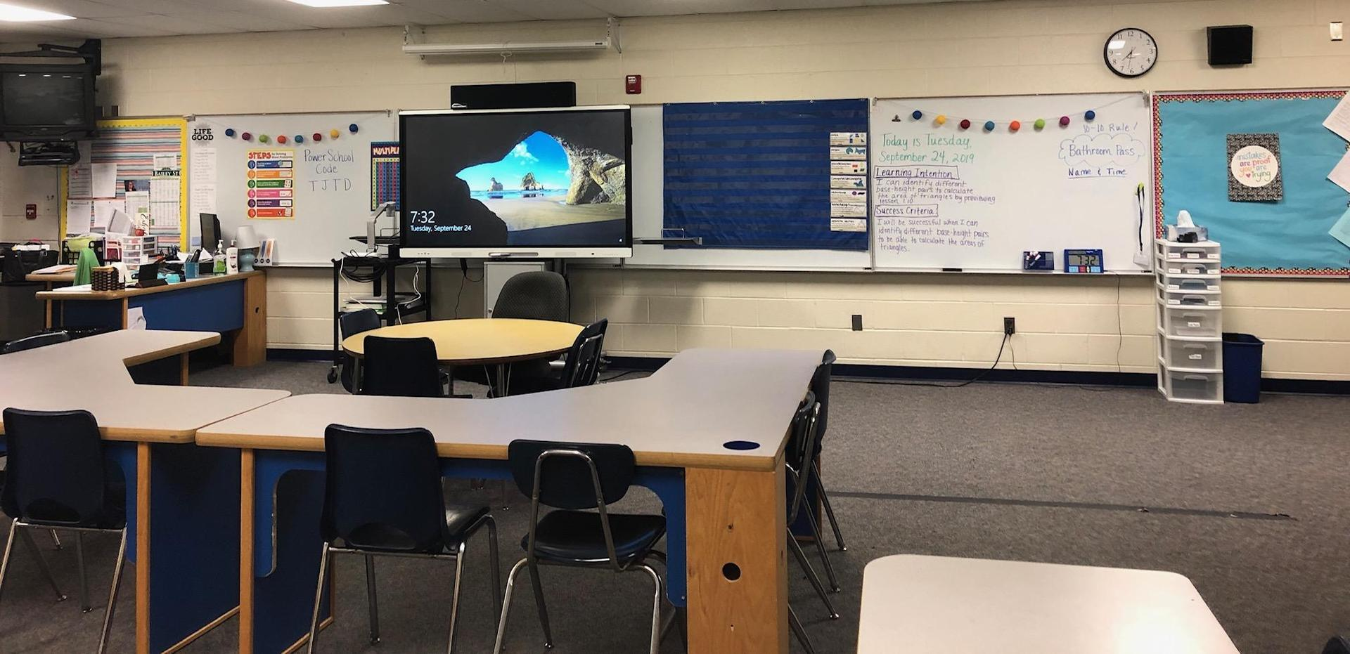 Mrs. Bailey's Classroom