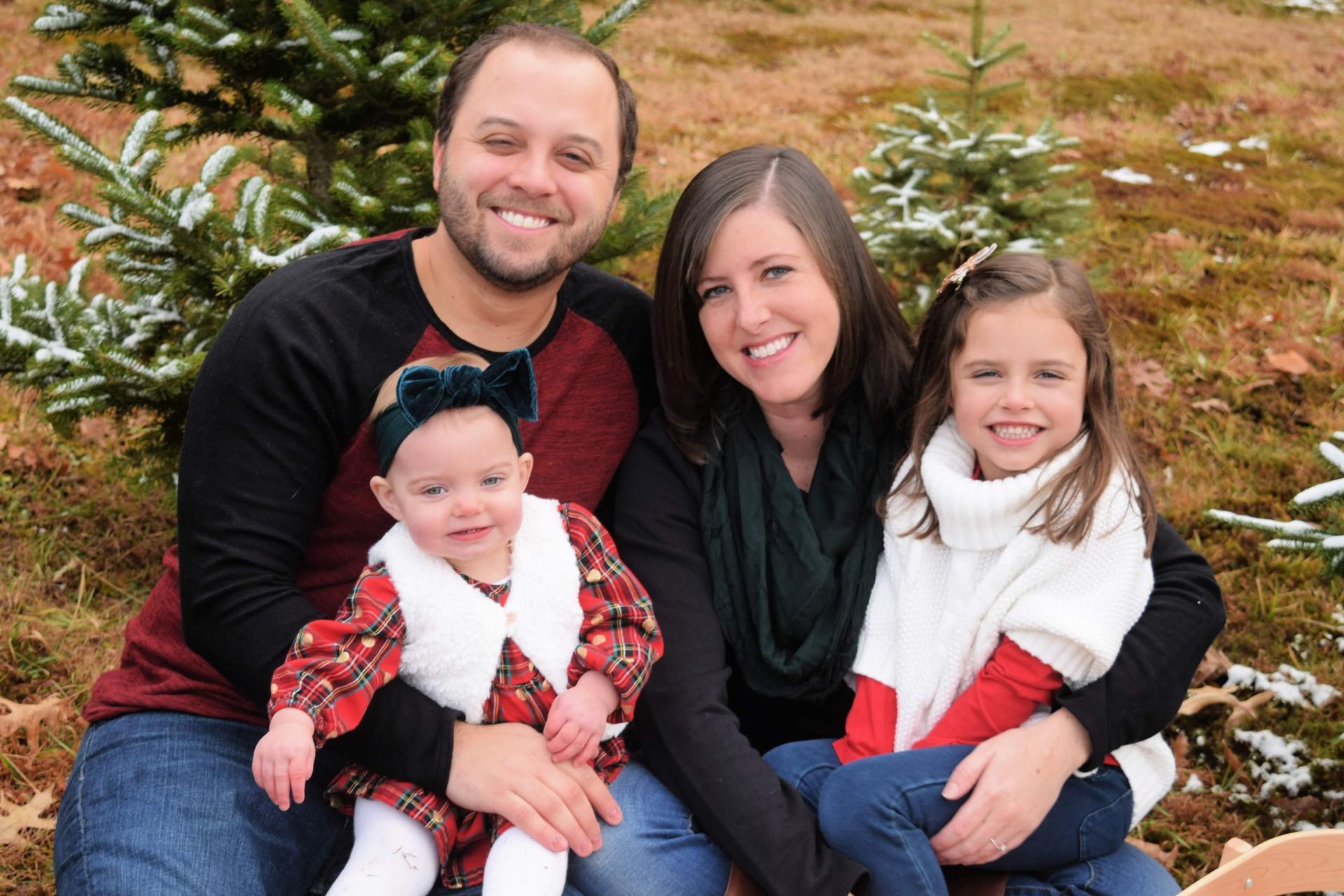Mrs. Crow's Family