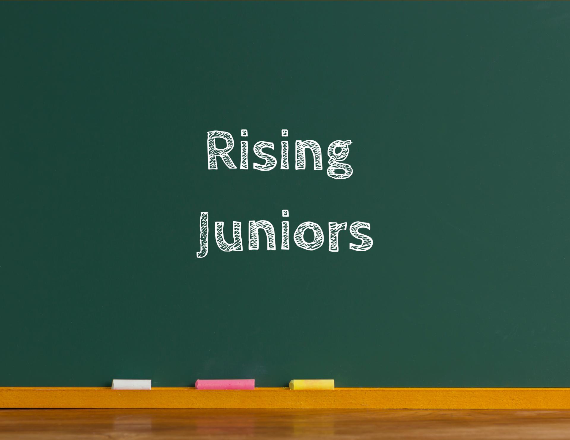 Rising Juniors