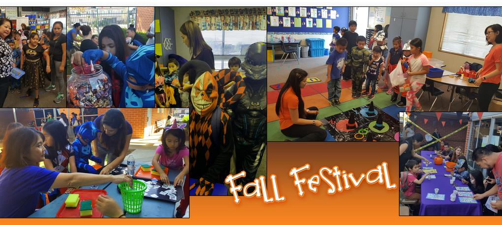 Teachers host fun educational activities in their classroom open to all DeMille families.