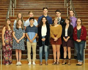 SVHS National Commended Scholars