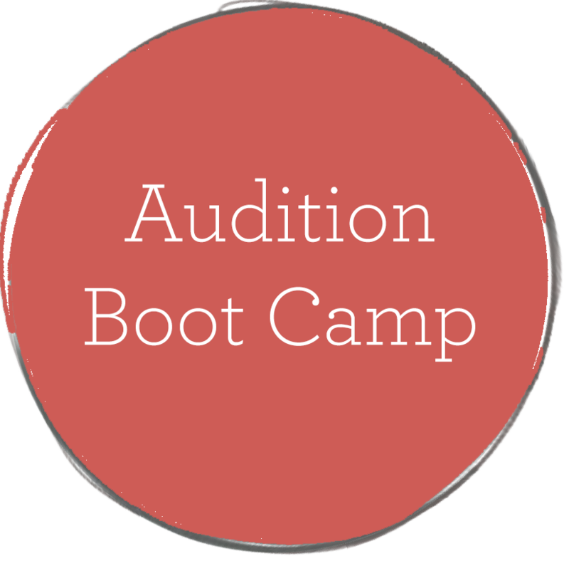 Audition Bootcamp Clip art