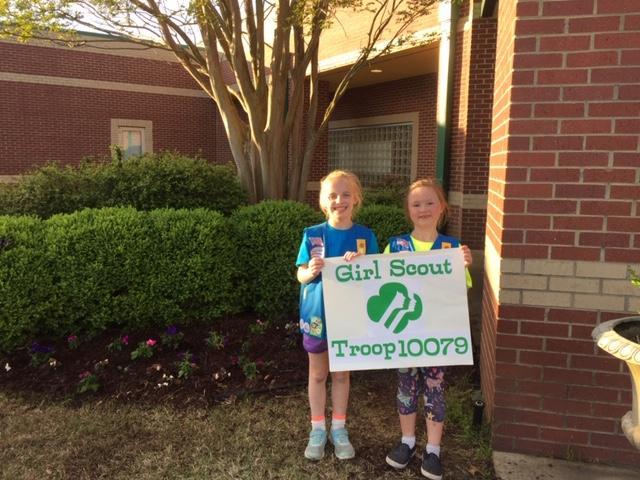 Thank you Troop 10079! Featured Photo