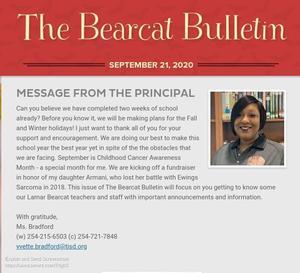 Screenshot of The Bearcat Bulletin _ Smore Newsletters.jpg