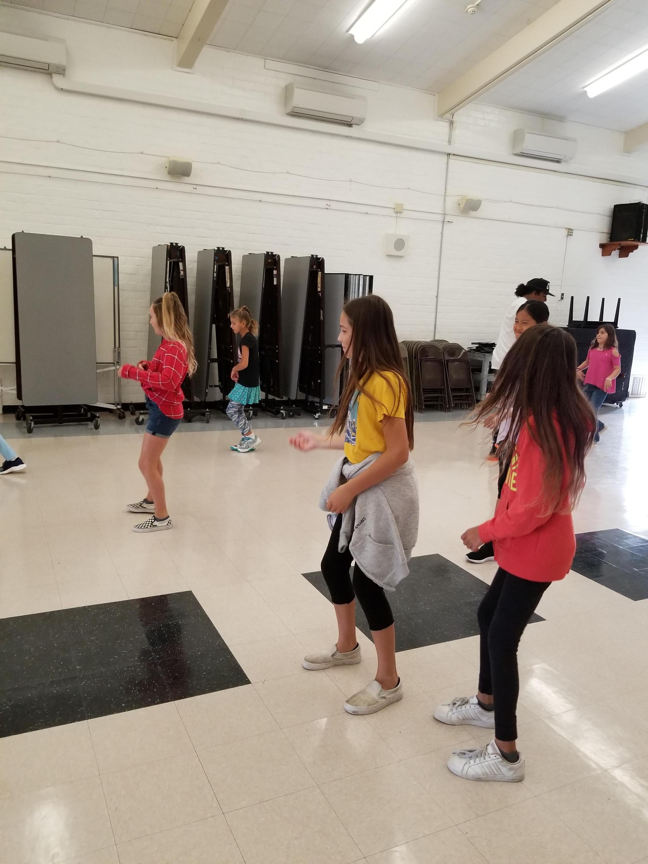 Our urban dance program.