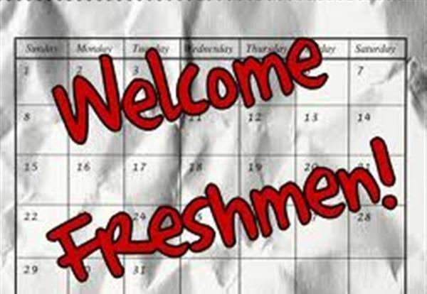 Welcome to New Student Orientation