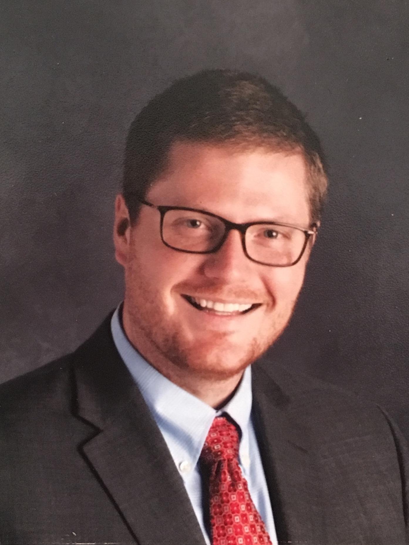 Principal Jim LeBlanc