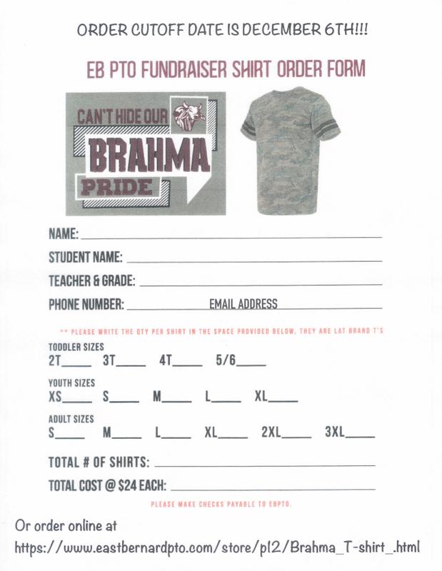 LAST WEEK for PTO Brahma Spirit T-Shirt Orders!!! Thumbnail Image
