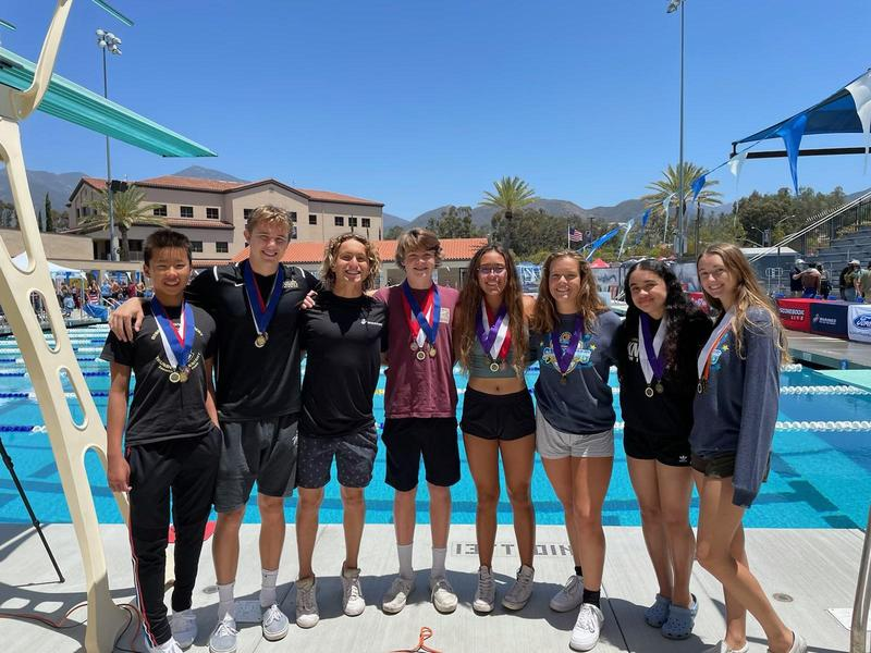 A Banner Day for BMHS Swimming at CIF Finals Thumbnail Image