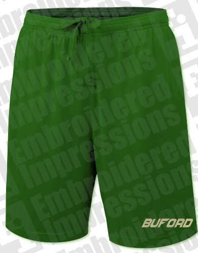 Green Buford Shorts