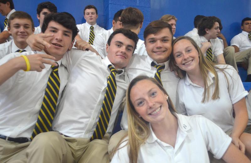 PJ First Day of School 2019-20